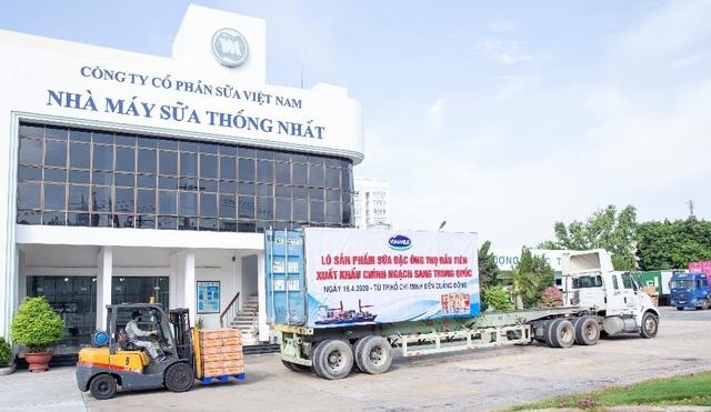 Vinamilk là doanh nghiệp đầu tiên của Việt Nam được cấp phép xuất khẩu sản phẩm sữa vào Nga và Liên minh Kinh tế Á Âu - Ảnh 4.