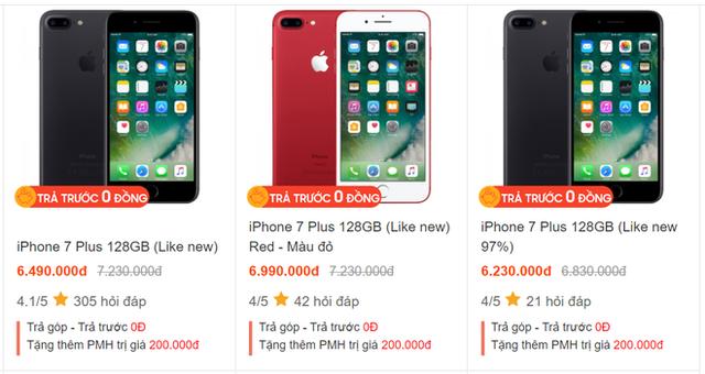"""Nhất định phải lưu tâm nếu muốn mua chiếc iPhone 7 Plus đang có giá siêu """"hời"""" - Ảnh 2."""