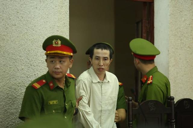 Vụ án nữ sinh giao gà bị bắt cóc cưỡng bức, sát hại: Tuyên y án tử hình 6 bị cáo  - Ảnh 2.