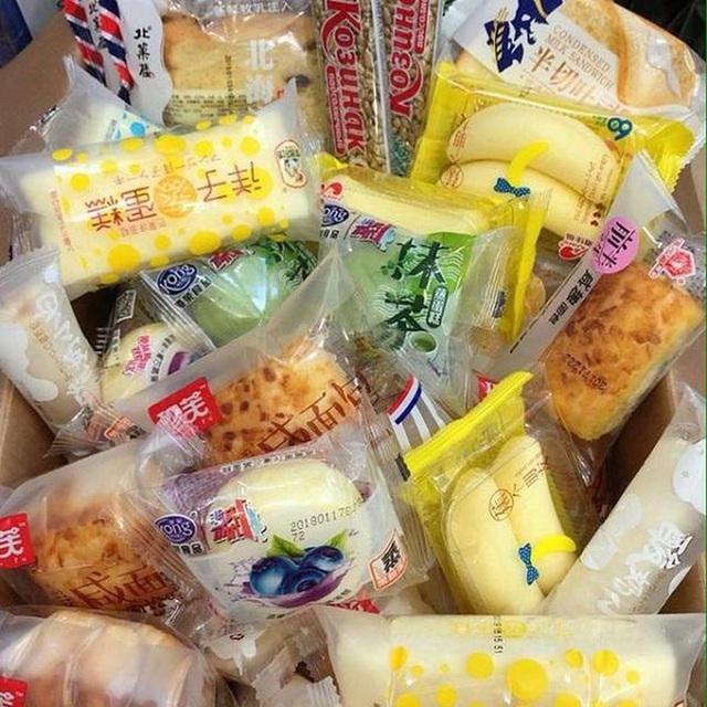 Rộ đồ ăn vặt nội địa Trung trên chợ mạng: Giá rẻ không thiếu thứ gì từ bánh kẹo, nước uống cho tới các loại thịt ăn liền - Ảnh 1.
