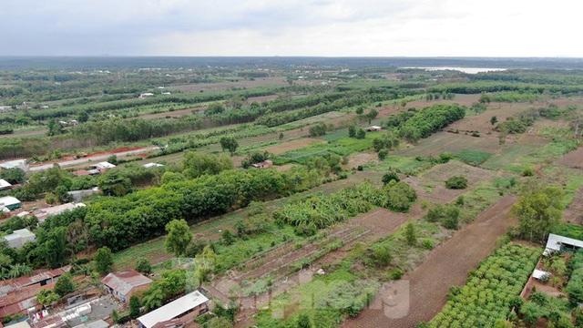Cận cảnh khu đất hơn 1,8 nghìn ha đang thu hồi làm sân bay Long Thành - Ảnh 18.