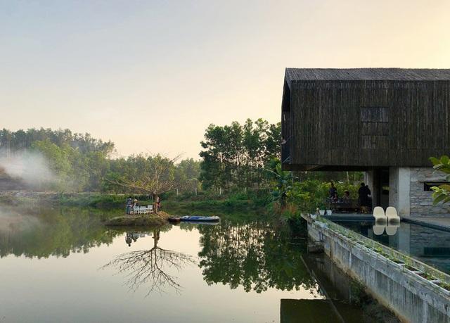Lạc vào ngôi nhà cổ tích của đôi vợ chồng trẻ tại Đà Nẵng - Ảnh 3.