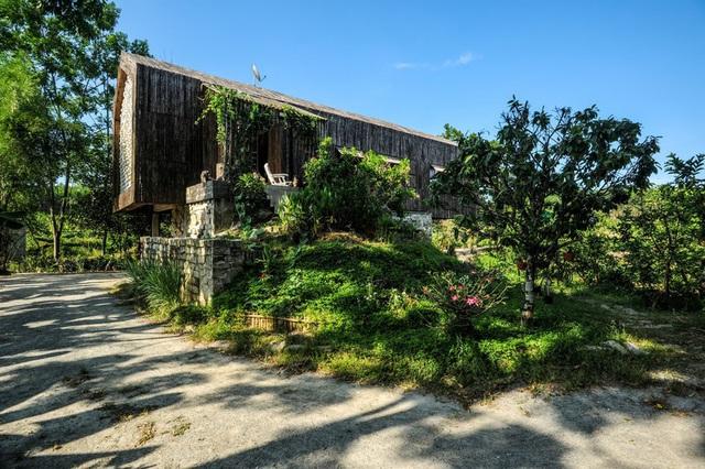 Lạc vào ngôi nhà cổ tích của đôi vợ chồng trẻ tại Đà Nẵng - Ảnh 4.