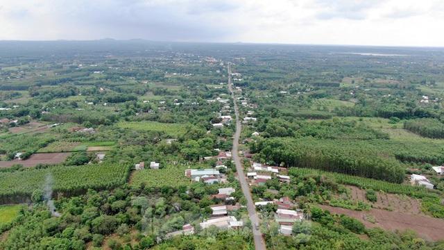Cận cảnh khu đất hơn 1,8 nghìn ha đang thu hồi làm sân bay Long Thành - Ảnh 6.