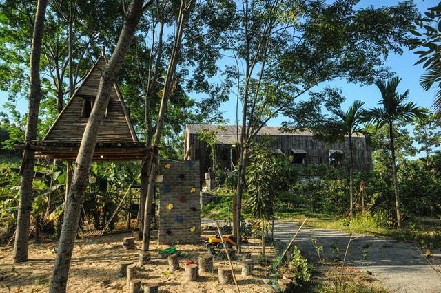 Lạc vào ngôi nhà cổ tích của đôi vợ chồng trẻ tại Đà Nẵng - Ảnh 6.