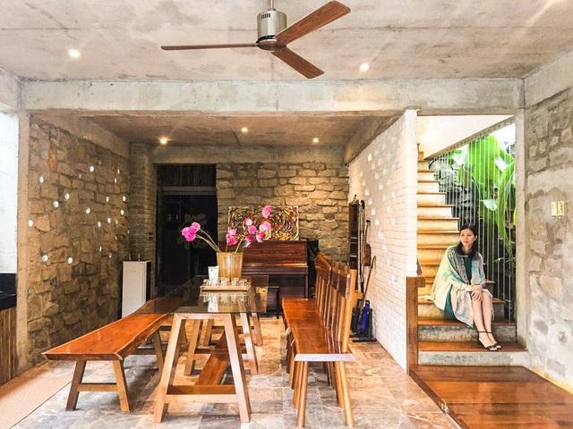 Lạc vào ngôi nhà cổ tích của đôi vợ chồng trẻ tại Đà Nẵng - Ảnh 10.
