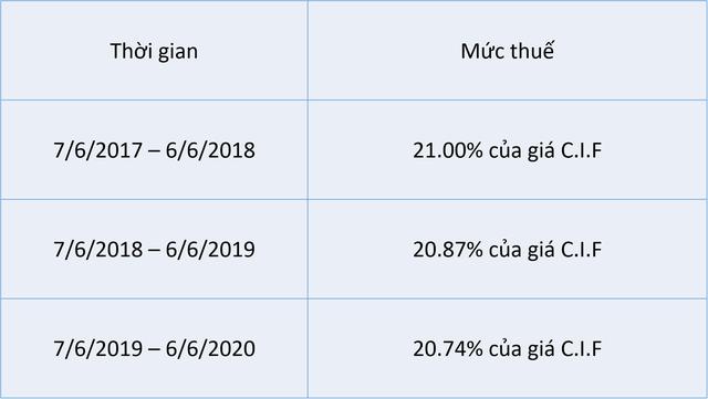 Thái Lan chấm dứt áp thuế tự vệ thép tấm không hợp kim cán nóng dạng cuộn và không cuộn - Ảnh 1.