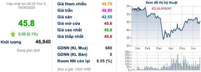 Petrolimex (PLX): Đặt chỉ tiêu LNTT 1.570 tỷ đồng, chưa đến 1/3 kết quả của năm 2019 - Ảnh 2.