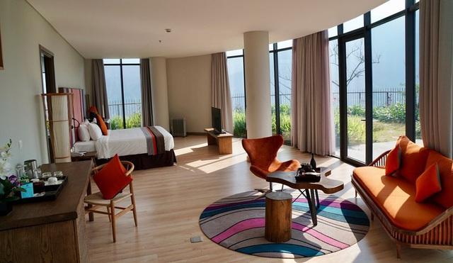 4 khách sạn 5 sao ở Sapa có view đẹp nghẹt thở: Tận hưởng dịch vụ đẳng cấp thế giới giữa không gian núi rừng Tây Bắc - Ảnh 17.
