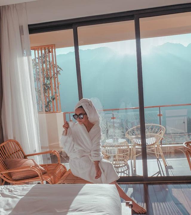 4 khách sạn 5 sao ở Sapa có view đẹp nghẹt thở: Tận hưởng dịch vụ đẳng cấp thế giới giữa không gian núi rừng Tây Bắc - Ảnh 11.