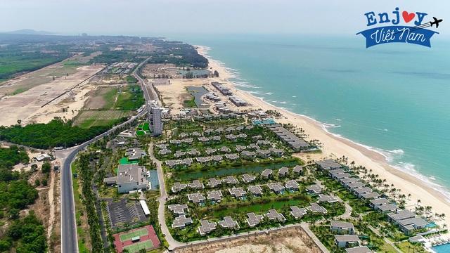 Những thiên đường nghỉ dưỡng Việt Nam thay da đổi thịt nhờ các dự án BĐS du lịch cao cấp - Ảnh 4.