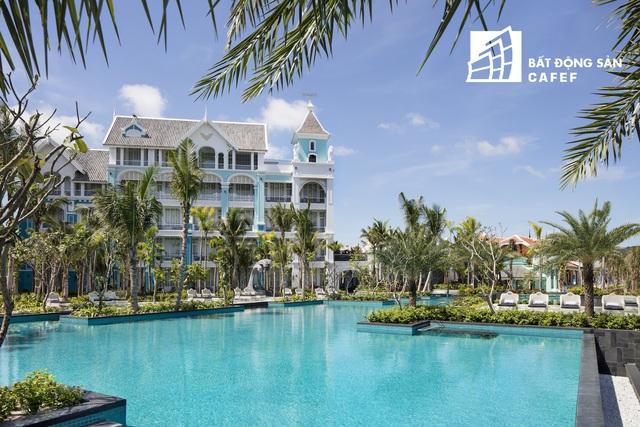Những thiên đường nghỉ dưỡng Việt Nam thay da đổi thịt nhờ các dự án BĐS du lịch cao cấp - Ảnh 3.