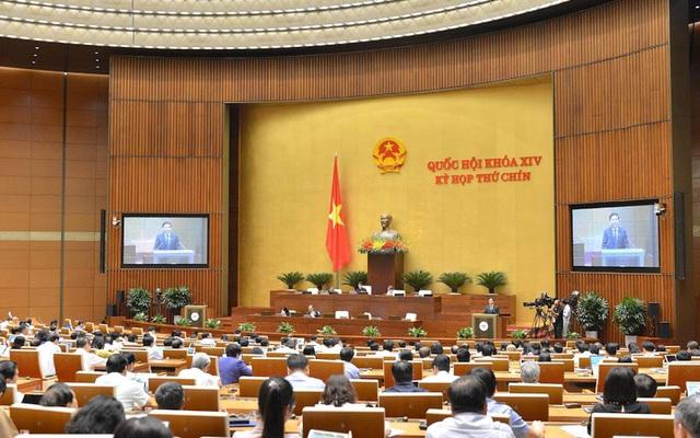 Quốc hội họp phiên bế mạc, quyết cơ chế đặc thù cho Hà Nội, Đà Nẵng - Ảnh 1.
