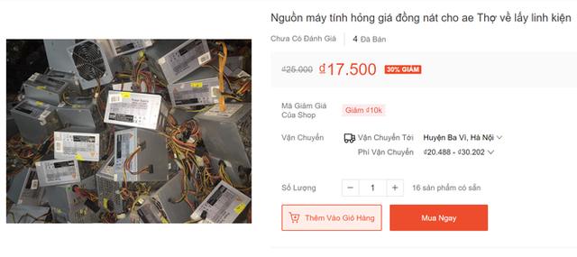 Kinh doanh thời 4.0: Đồng nát sắt vụn cũng được bán online theo combo - Ảnh 2.