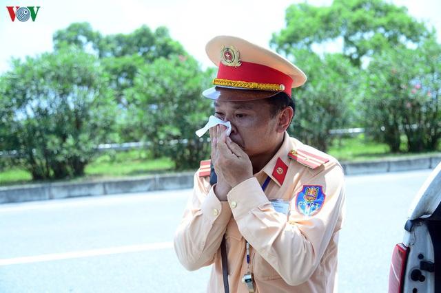 Hàng loạt phương tiện chạy quá tốc độ, cơi nới thùng xe ở Thái Nguyên - Ảnh 8.