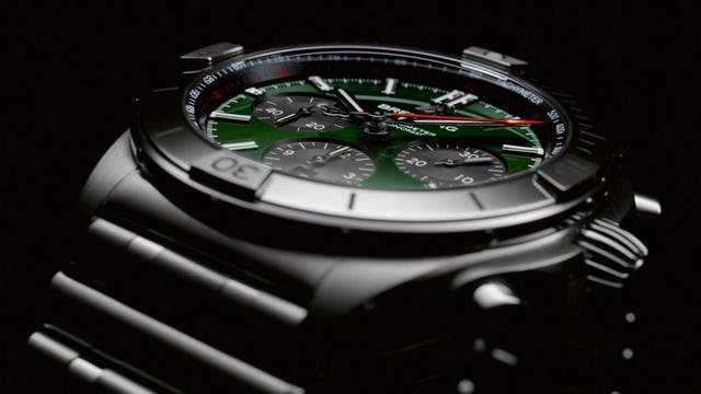 Chiêm ngưỡng mẫu đồng hồ 8.000 USD của Bentley và Breitling - Ảnh 3.