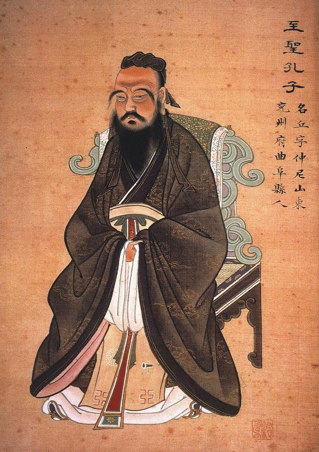 Khổng Tử là vĩ nhân thiên hạ, nhưng ít ai biết tài đức của ông có được đều nhờ vào cách giáo dục đặc biệt của người mẹ  - Ảnh 1.