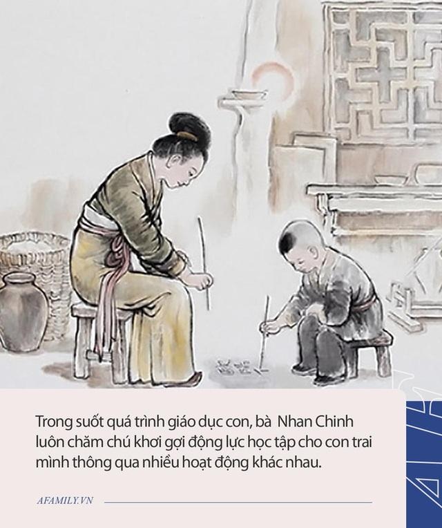 Khổng Tử là vĩ nhân thiên hạ, nhưng ít ai biết tài đức của ông có được đều nhờ vào cách giáo dục đặc biệt của người mẹ  - Ảnh 2.