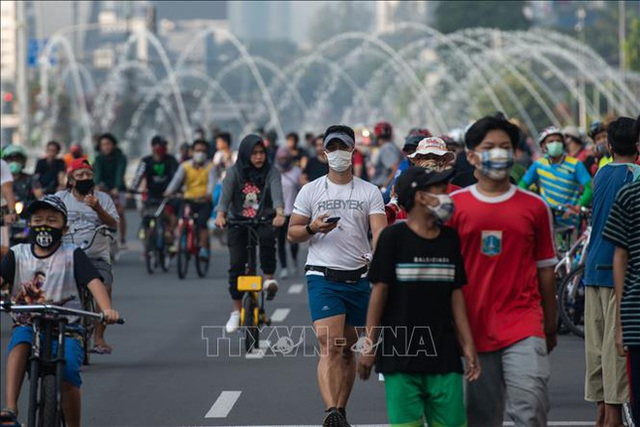 Indonesia nguy cơ từ tâm dịch COVID-19 Đông Nam Á thành điểm nóng thế giới - Ảnh 1.
