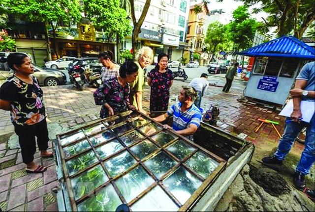 Hành trình truy dấu ô nhiễm nguồn nước sông Đà - Ảnh 1.