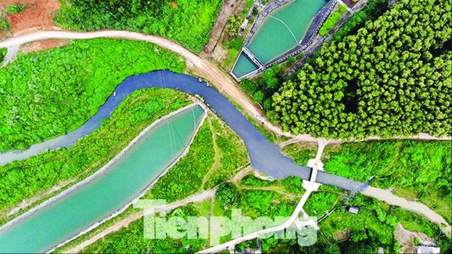 Hành trình truy dấu ô nhiễm nguồn nước sông Đà - Ảnh 2.