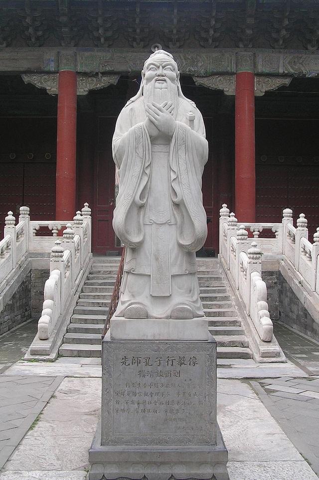 Khổng Tử là vĩ nhân thiên hạ, nhưng ít ai biết tài đức của ông có được đều nhờ vào cách giáo dục đặc biệt của người mẹ  - Ảnh 3.