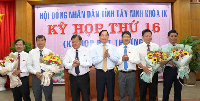 Tây Ninh bầu bổ sung Phó Chủ tịch HĐND, Phó Chủ tịch UBND tỉnh  - Ảnh 1.
