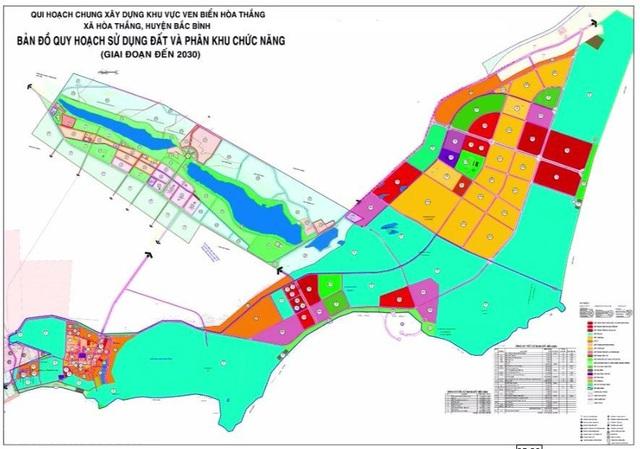 Xuất hiện siêu dự án quy mô 868ha tại Bình Thuận - Ảnh 1.