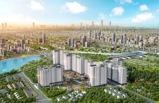Những diễn biến mới trên thị trường căn hộ Tp.HCM - Ảnh 1.