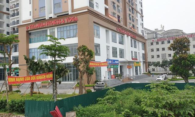 Đề nghị Hà Nội thanh tra toàn diện khu chung cư làm mất đường đi - Ảnh 2.