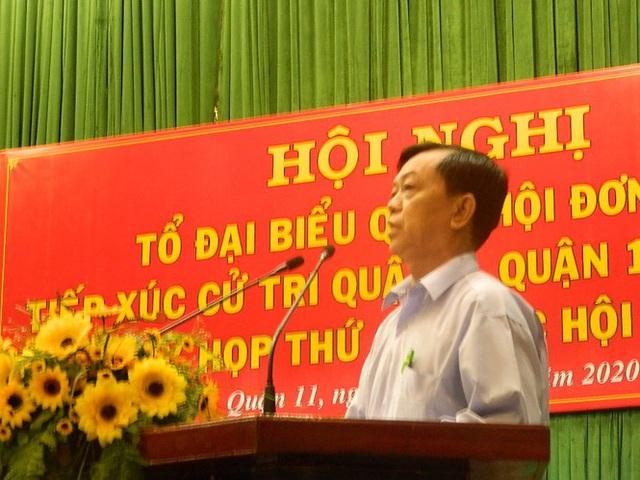 Cử tri TPHCM đề nghị tiếp tục xử lý ông Tất Thành Cang - Ảnh 2.