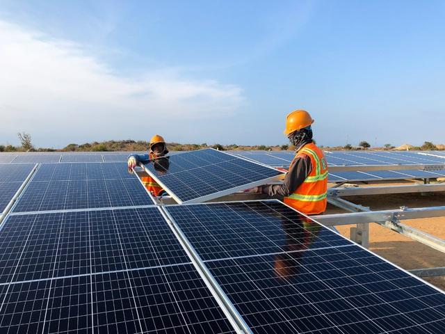 T&T Group khánh thành Nhà máy điện mặt trời Phước Ninh - Ảnh 1.
