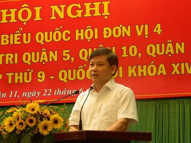 Cử tri TPHCM đề nghị tiếp tục xử lý ông Tất Thành Cang - Ảnh 4.
