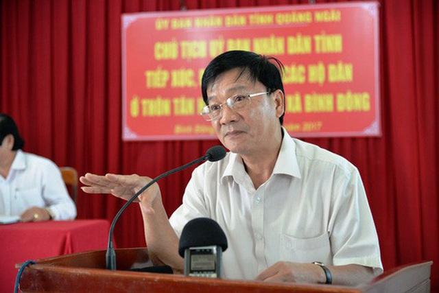 Bí thư và Chủ tịch tỉnh Quảng Ngãi gửi đơn xin thôi chức  - Ảnh 3.