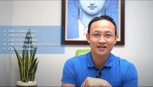 Bác sĩ Trần Quốc Khánh chỉ ra 5 chỉ số sức khỏe ai cũng cần kiểm tra thường xuyên: Nếu có bất thường chứng tỏ bệnh tật đang ngấp nghé - Ảnh 1.
