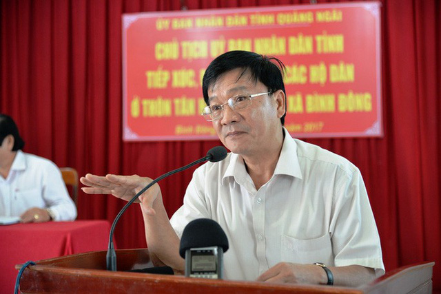 Chủ tịch UBND tỉnh Quảng Ngãi nộp đơn xin thôi chức, nói gì?  - Ảnh 1.