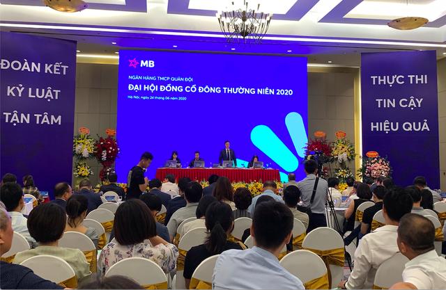 ĐHCĐ MBBank: Trả cổ tức tỷ lệ 15% trong năm nay và chia hơn 25 triệu cổ phiếu quỹ cho cổ đông - Ảnh 3.