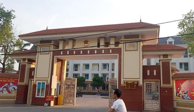 Đoàn thanh tra Bộ Xây dựng chiếm đoạt hơn 2 tỷ đồng ở Vĩnh Phúc - Ảnh 1.