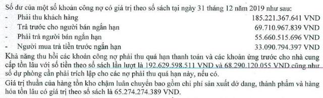 Beton 6 liên quan ông Trịnh Thanh Huy lãnh án phá sản: Vốn chủ 2019 âm hàng chục tỷ, kiểm toán từ chối đưa ra kết luận, tồn đọng hàng trăm tỷ nợ ngân hàng - Ảnh 1.