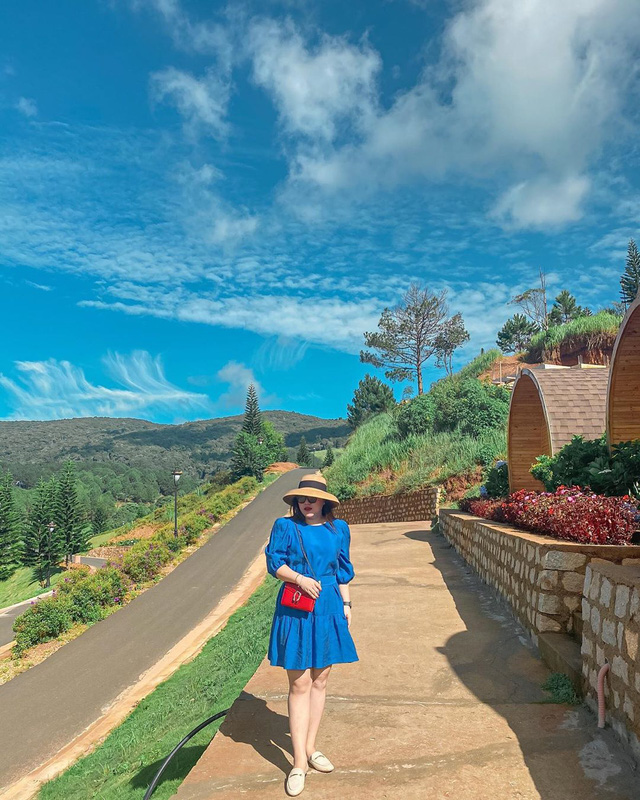 5 khách sạn 5 sao có view đẹp hút tầm mắt ở Đà Lạt: Muốn trốn nắng hè, bạn nhất định nên đến để tận hưởng không khí tuyệt vời của cao nguyên - Ảnh 6.