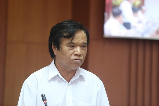 Vì sao Giám đốc Sở Tài chính Quảng Nam viết đơn xin nghỉ?  - Ảnh 1.