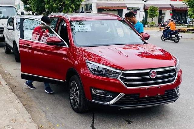 Loạt SUV Trung Quốc mới sắp chen chân vào Việt Nam: Nhiều công nghệ, giá rẻ đấu xe Nhật, Hàn - Ảnh 5.