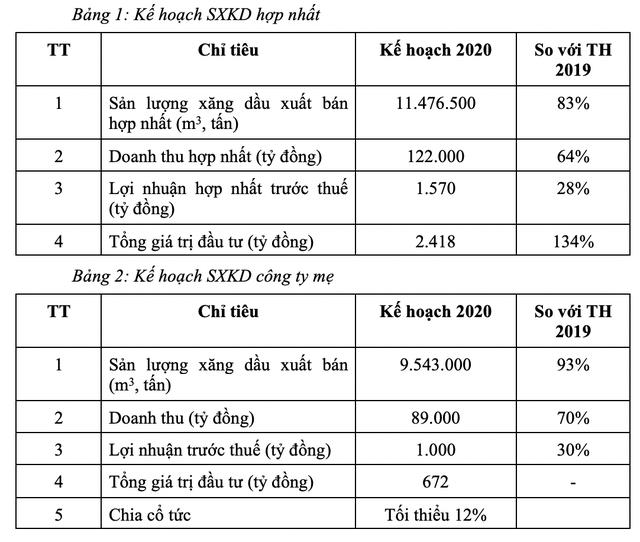 ĐHCĐ Petrolimex: Quý II ước lãi 350 tỷ đồng, công ty nhiên liệu bay vẫn lỗ - Ảnh 2.