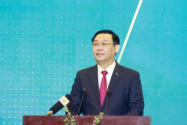 Bí thư Vương Đình Huệ: Hà Nội quyết tâm là địa phương đi đầu hồi phục kinh tế sau dịch - Ảnh 2.