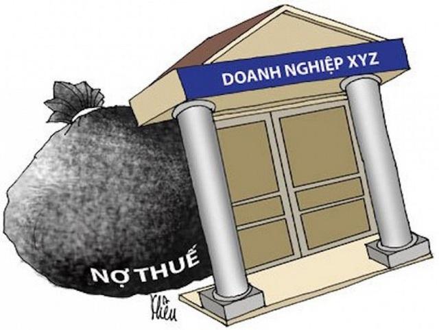 Hà Nội công khai danh sách hàng trăm doanh nghiệp nợ thuế - Ảnh 1.