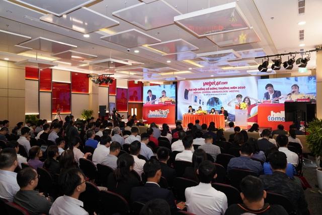 Đại hội đồng cổ đông Vietjet: Cổ đông nhận cổ tức 50% bằng cổ phiếu - Ảnh 1.