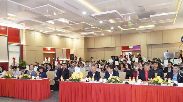 Đại hội đồng cổ đông Vietjet: Cổ đông nhận cổ tức 50% bằng cổ phiếu - Ảnh 2.