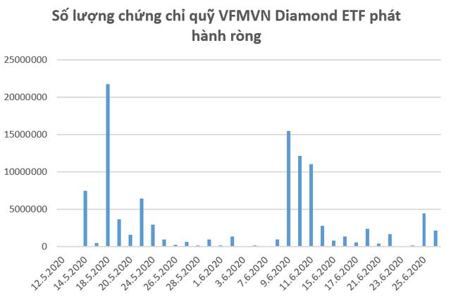 Chuyển động ETFs: VNM ETF và các quỹ ETF mới thành lập hút vốn mạnh trong tháng 6 - Ảnh 2.