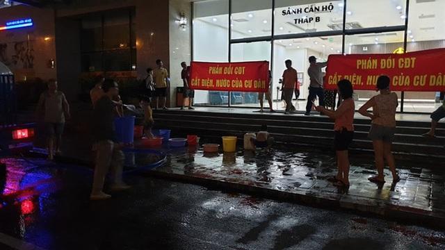 Chủ tịch Nguyễn Đức Chung: Người dân chậm đóng tiền cũng không được cắt điện, nước ngày nắng nóng - Ảnh 1.