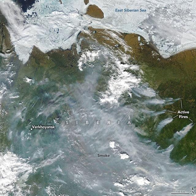 Cuộc sống nơi lạnh nhất thế giới bị đe dọa: Nắng nóng kỷ lục khiến băng vĩnh cữu tan, người dân phải đối mặt với sự đảo lộn mất kiểm soát - Ảnh 3.